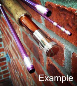 SaraBella Semi Custom Fly Rods
