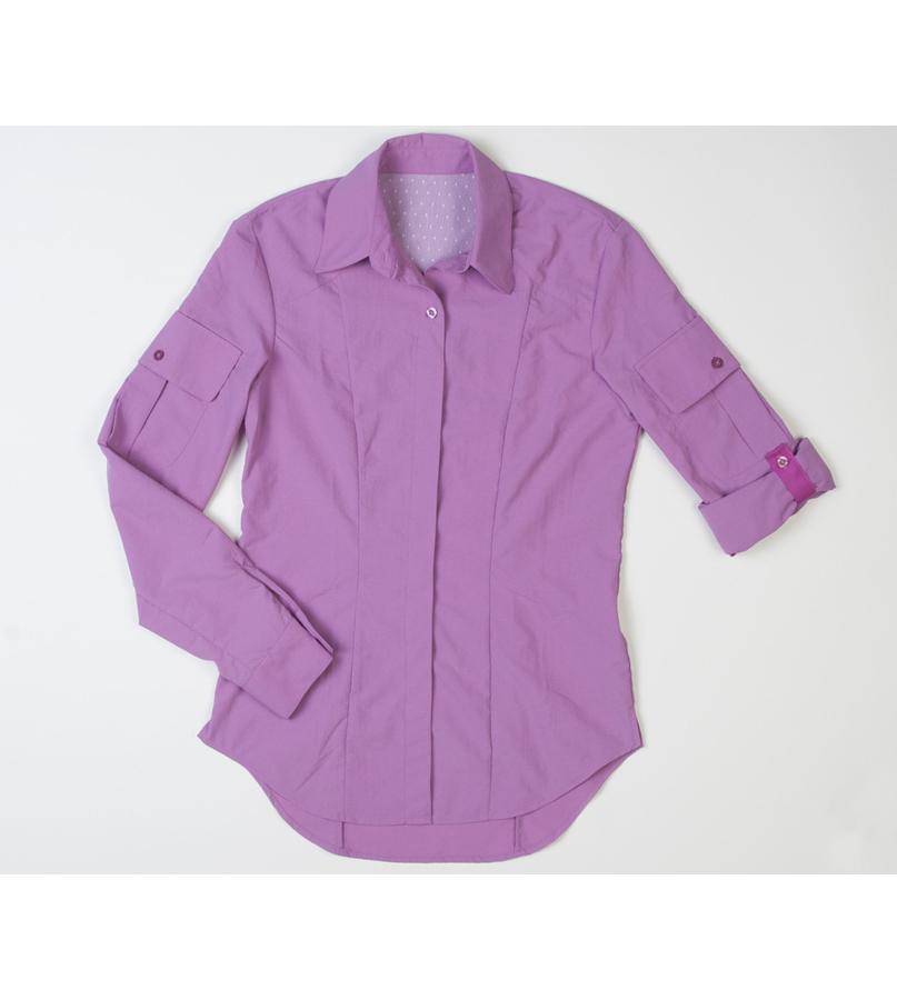 Women s maven fly fishing shirts for Fishing shirts for women