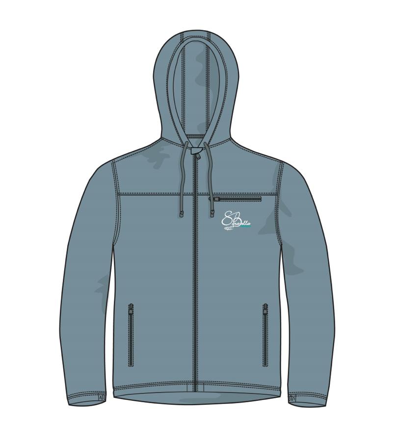 Men's Steel Windbreaker Jacket