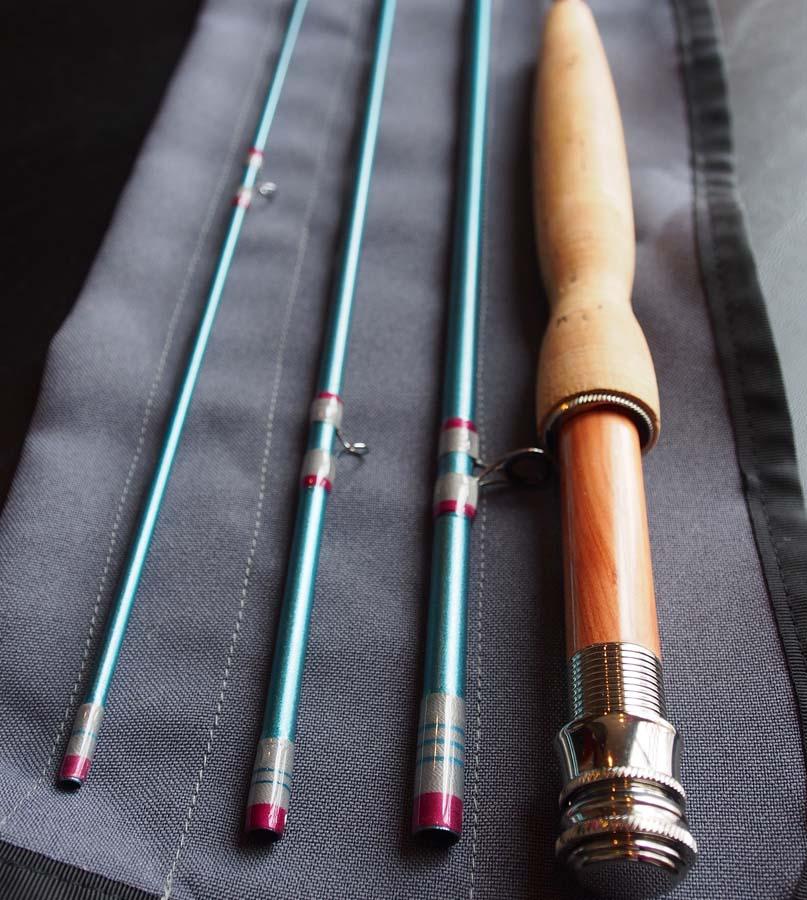 SaraBella Signature Fly Rods