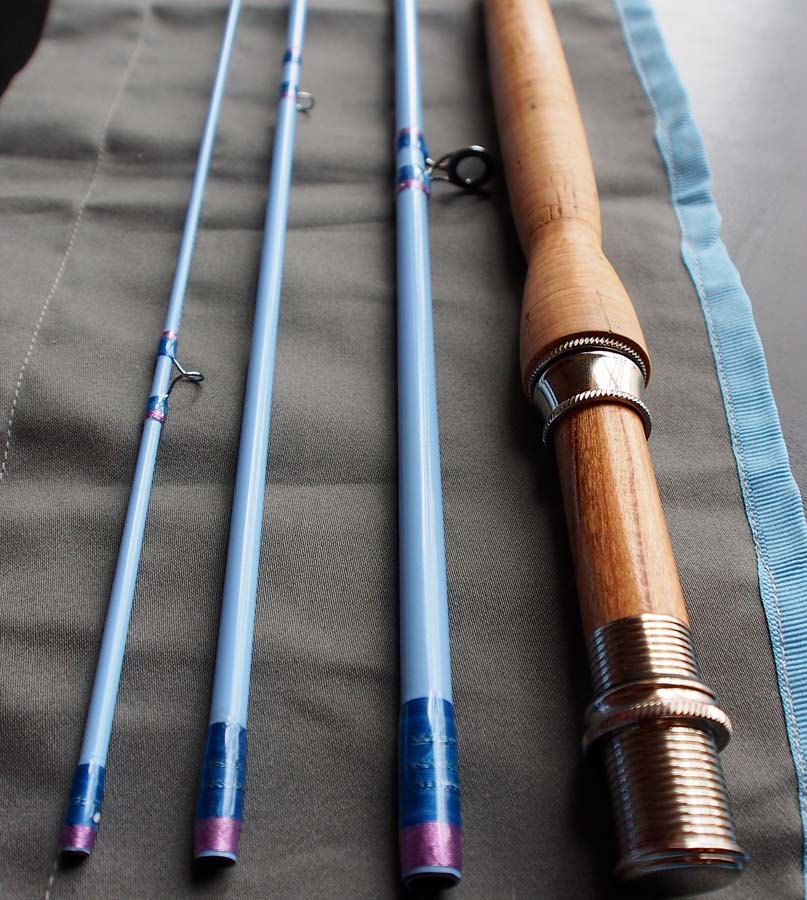 Ready To Fish – Light Blue / 5 wt / 8'