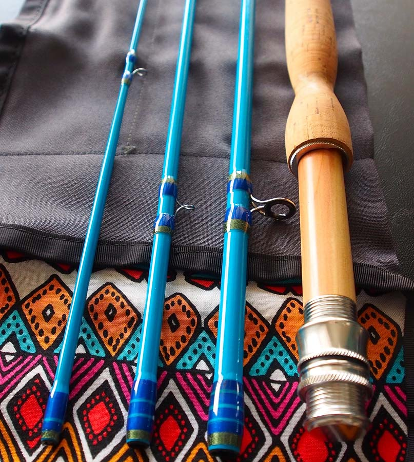 Ready To Fish Teal 5 Wt 9